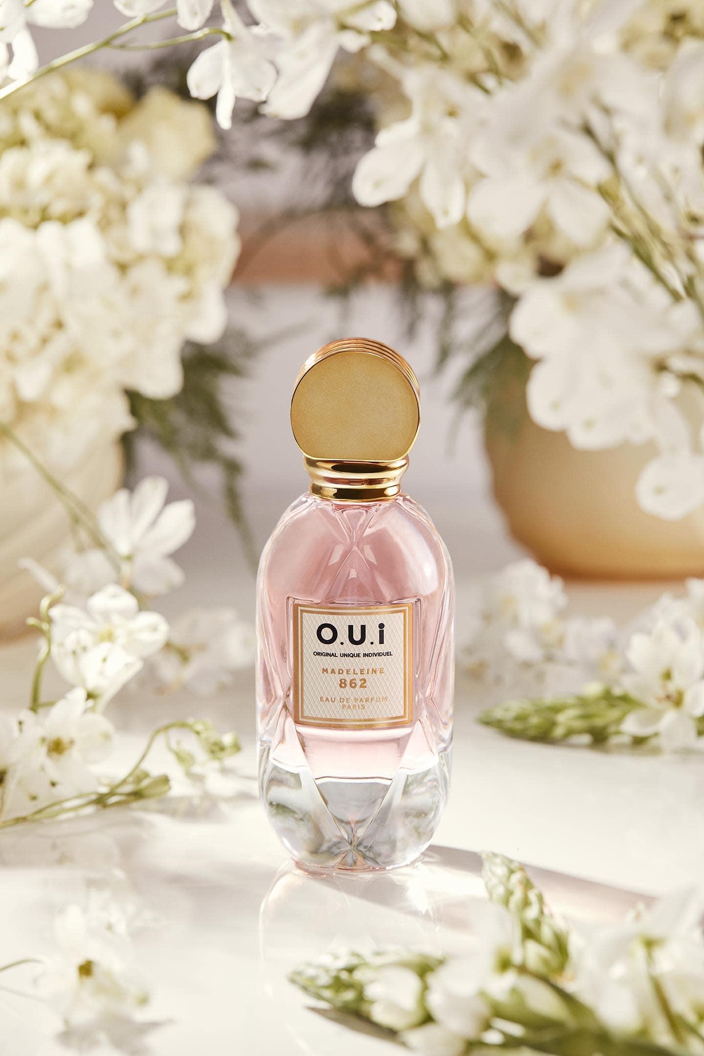 Photo mise en scène florale parfum la Villette 470