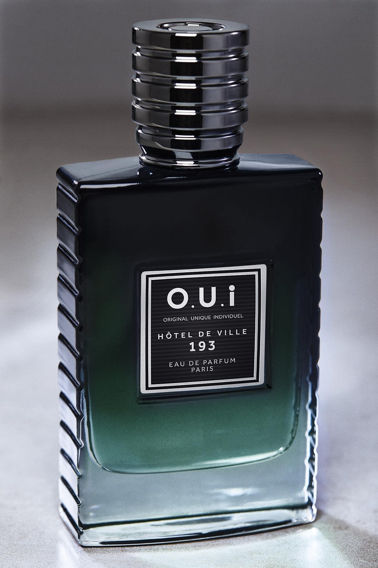Photo mise en scène profil parfum Hôtel de ville 193
