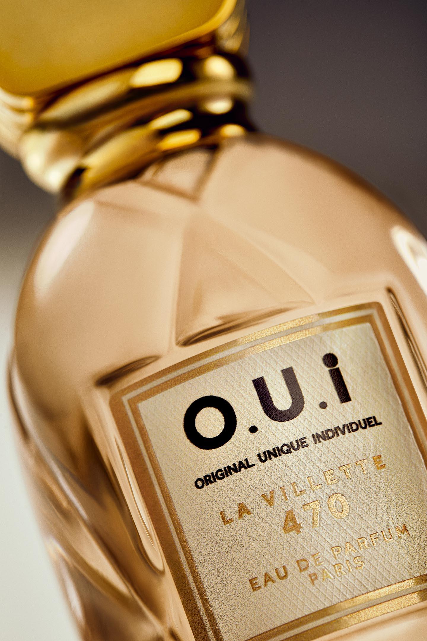 Photo gros plan parfum La Villette 470