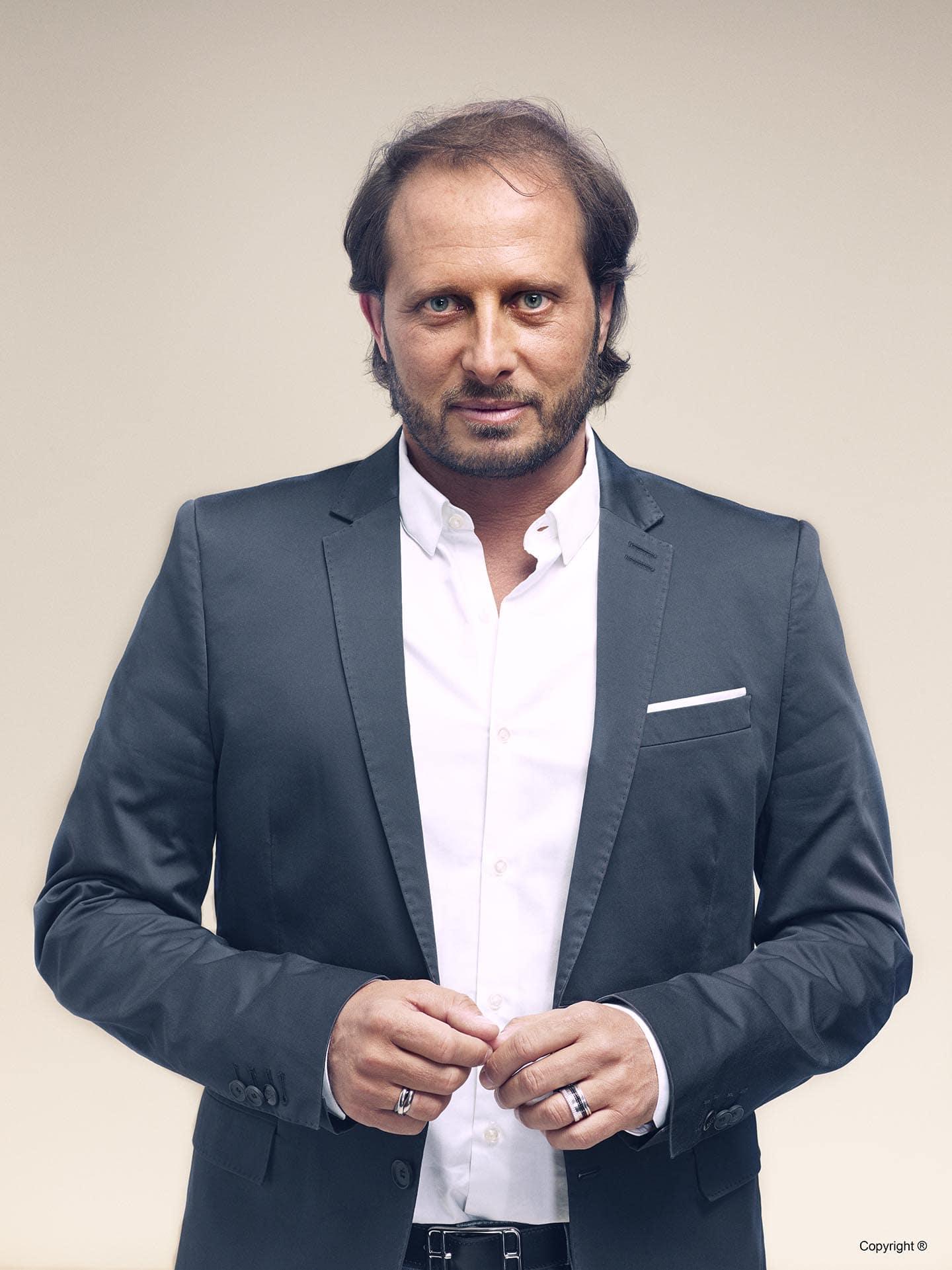 Maître Parfumeur Fabrice Pellegrin