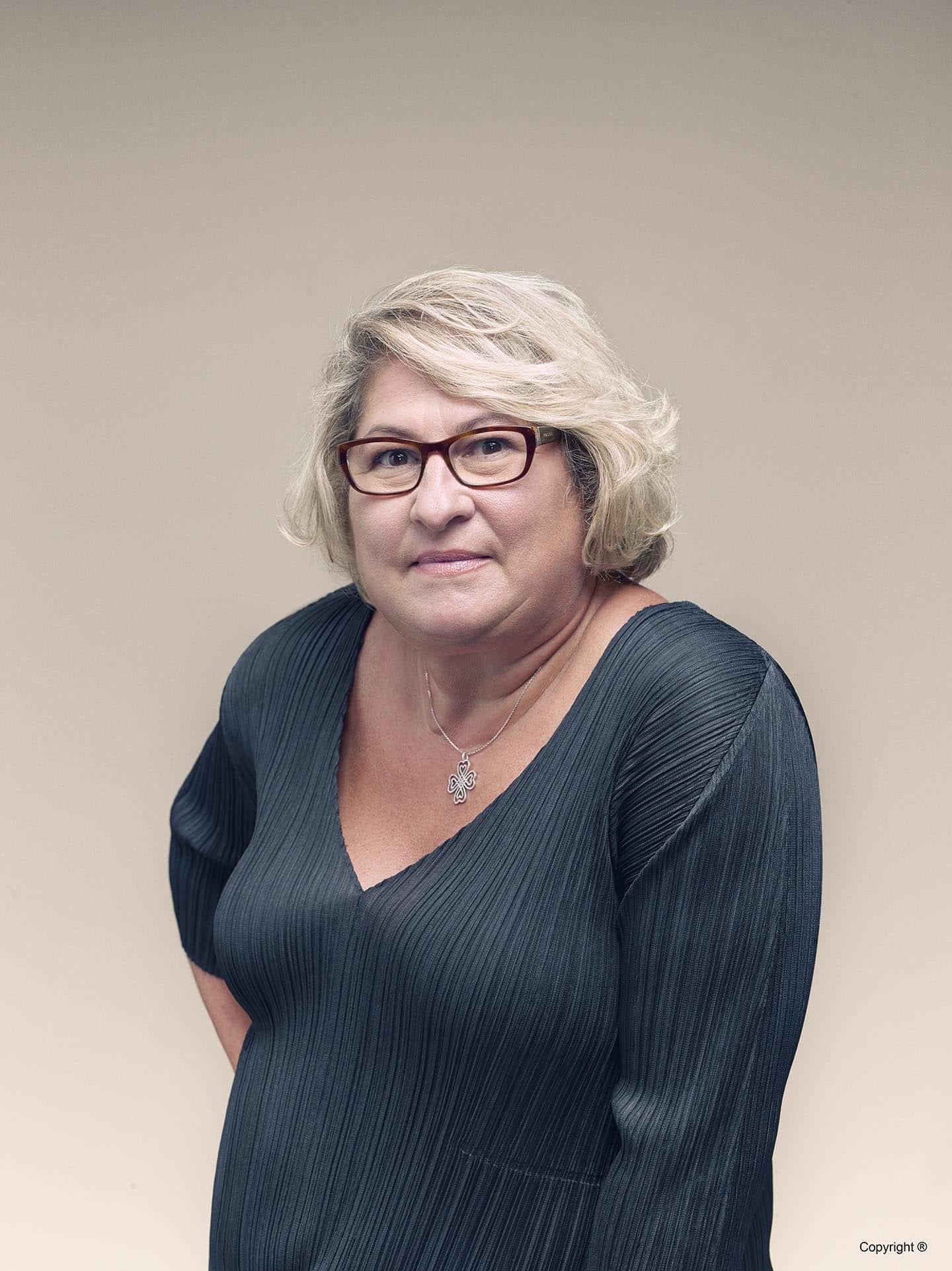 Maître Parfumeur Nathalie Lorson