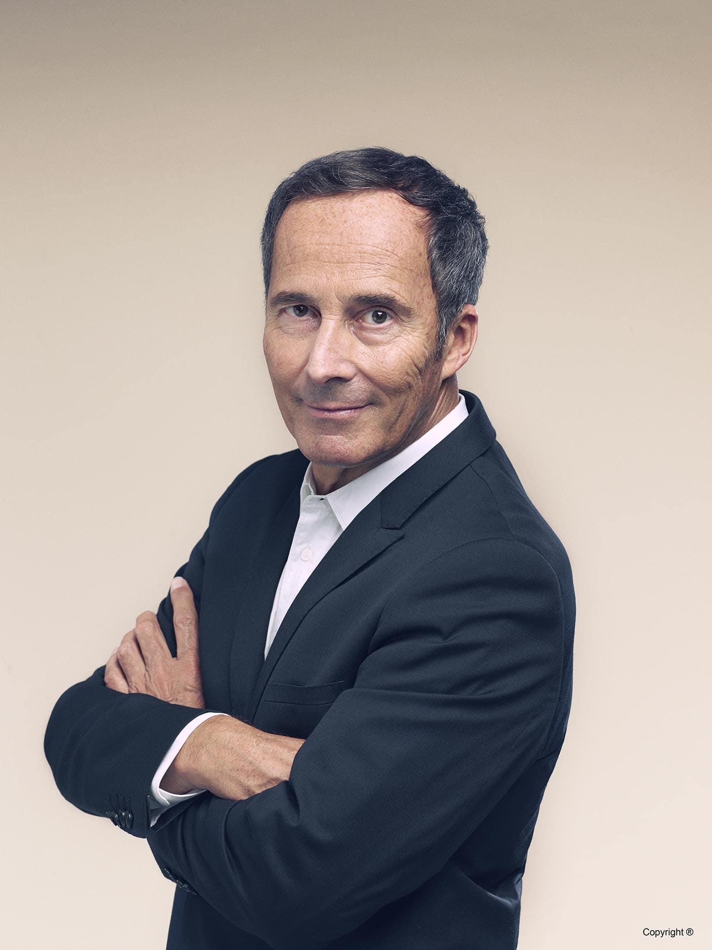 Maître Parfumeur Olivier Cresp